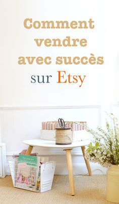Learn how to sell successfully on Etsy thanks to Etsy Resolution⎟Talented Girls training, business advice and positive vibes for women entrepreneurs! Web Business, Etsy Business, Business Advice, Business Entrepreneur, Business Planning, Business Infographics, Online Business, Seo Tutorial, Web Design