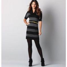 Loft Sweater Dress Short Sleeve. Make An Offer