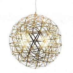 Gold LED Pendants Lights Designer Lighting Replica Raimond Puts Moooi Pendant Chandelier, Lantern Pendant, Suspension Cable, Lights Please, Led Pendant Lights, 5 W, Modern Lighting, Ceiling Lights, Sparkles