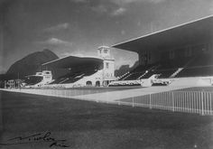 1930-31 Aloha Wanderwell was in Rio Filming when she Walter went to the Gávea Hippodrome, which has a horse racing track with beautiful views to the Rio mountains and specially to Corcovado mount. beautiful grandstand. The hippodrome is located in Gavea District, near the Botanical Gardens and Rodrigo de Freitas Lagoon