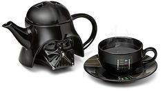 Star Wars Darth Vader Teapot Set