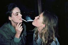 Late night smoke nights