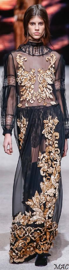 Fall 2015 Ready-to-Wear Alberta Ferretti