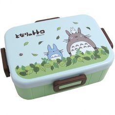 Totoro Family Lunch Box (Large)