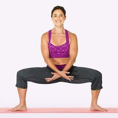 Stop muffin top, hips, and trim thighs! This Pilates and plyometrics routine tones every trouble zone... in 15 minutes.