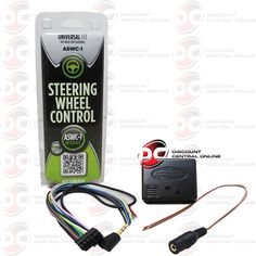 Adapters: Axxess Aswc-Toy-Lex Steering Wheel Control Interface ...