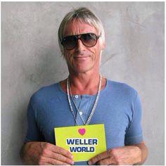 Paul Weller (wellerworld) The Jam , Style Council