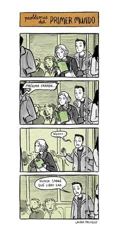 Problemas del primer mundo  Capítulo 11  Laura Pacheco  01 de diciembre de 2011