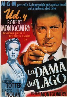 LA DAMA DEL LAGO - 1947