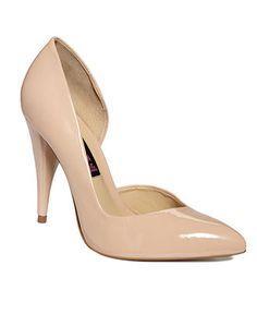 Steven Madden Shoes, Krystel Single Sole D'Orsay Pumps  -Macy's