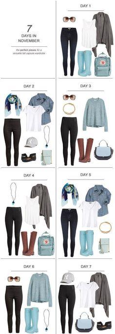 Capsule Wardrobe 2020 Fall.Die 4135 Besten Bilder Von Core Wardrobe In 2019 Kleidung
