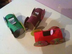 Cotxes del Ricard per regalar-li al Dídac