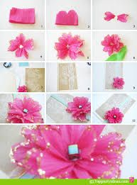 Zakka life how to tiny delicate tissue flowers kids crafts zakka life how to tiny delicate tissue flowers kids crafts pinterest tissue flowers tissue paper and craft mightylinksfo Gallery
