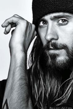 Jared Leto-30 Seconds to Mars lead singer and Actor and my future husband :)