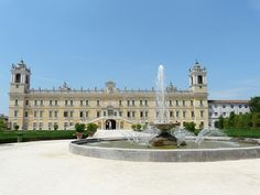 Colorno, Palazzo Ducale by Davide Papalini via wikicommons