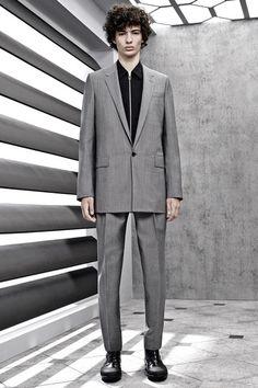 Balenciaga Spring 2015 Menswear Collection - Vogue