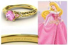 Un amore da favola: gli anelli di fidanzamento ispirati alle principesse #Disney | #Aurora