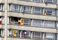 4-Jul-2014 13:48 - BUITENLANDSE VLAGGEN MOGEN TOCH IN NICE. Vlak voor het treffen tussen de voetbalelftallen van Frankrijk en Duitsland in Brazilië heeft de Franse badplaats Nice vrijdag het verbod op het...