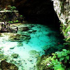 Dominican Republic // cave