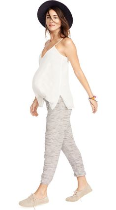 Hatch Collection moda atractiva para antes, durante y después del embarazo > Minimoda.es