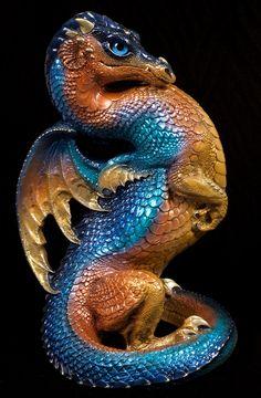 Quest #12 Prize - Emperor Dragon Statue, Fantasy Figurine
