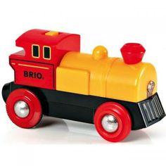 Brio Fernbedienung Maschine Kinderzimmer Spielzeug Eisenbahn Zug Spielen Neu