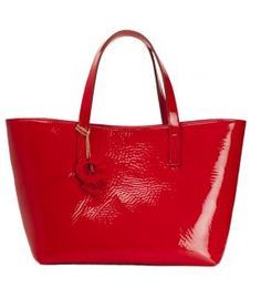 Carpena Elda Bolso Charol Rojo #bolso #bag #trends