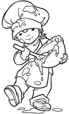 Cartoon Songs, Cartoon Art, Cute Coloring Pages, Coloring Books, Strawberry Shortcake Coloring Pages, Precious Moments Coloring Pages, Wildflower Drawing, Quiet Book Templates, Cartoon Sketches