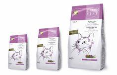 Green Fish Cat è una nuova gamma di prodotti anallergici. E' l'ideale per il mantenimento di cani e gatti di tutte le taglie e le razze. Questa nuova linea si basa su un equilibrato utilizzo di pesce d'oceano, la proteina con il più basso rischio d'inquinamento e di riso, il migliore dei cereali. A questi due ingredienti chiave vengono aggiunti: erbe officinali e vitamina E