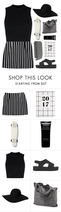 """""""#955"""" by maartinavg ❤ liked on Polyvore featuring Quiksilver, Givenchy, Wood Wood, Melissa, Monki, chissene and Crate and Barrel"""