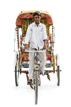 The Art of the Indian Rickshaw
