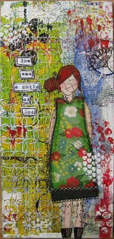 She Was a Child of God by nikimaki, via Flickr