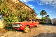 "Red car - Join us My<a href=""https://www.facebook.com/RecepElalPhotography"">Facebook Pages</a>"