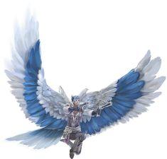 Виртуальный мир Aion — это красивая MMORPG игра, где тысячи игроков объединяются в целые легионы для сражений на земле и в небе. Blue Jay, Bird, Wallpaper, Animals, Animales, Animaux, Birds, Wallpapers, Animal