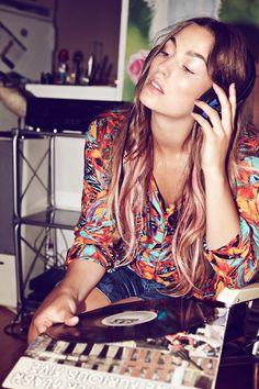 _MG_5107 Blouse, Spring, Tops, Women, Fashion, Birthday Wishlist, Moda, Fashion Styles, Blouses