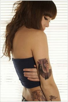 Amazing Egyptian Tattoo Designs