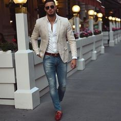 Most Popular Trend Fashion 2018 For Men Casual Outfit 01 Fashion Mode, Fashion 2018, Trendy Fashion, Fashion Outfits, Fashion Trends, Man Fashion, Style Fashion, Fashion Tips, Blazer Outfits