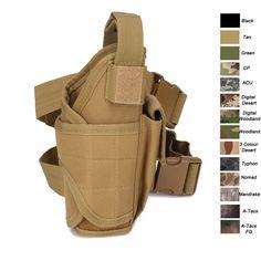 leg holster, Tactical holster,Combat holster, Military holster, Camouflage holster-Product Center-Sunnysoutdoor Co., LTD-