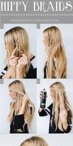 Die 15 Besten Bilder Von Frisuren Selbermachen Hair Down
