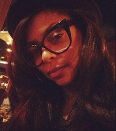Taraji glasses