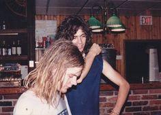 Dave Pirner and Wayne Coyne at Mississippi Nights in St. Wayne Coyne, Soul Asylum, Mississippi, St Louis, Nostalgia, Childhood, Singer, Club, Hair Styles
