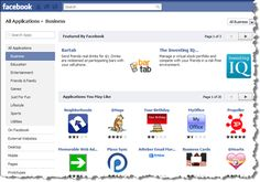 Great article about Facebook and apps to enhance your page