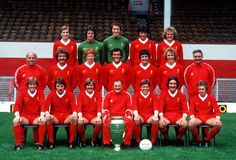 Sport Football Liverpool FC TeamGroup 197879 Season The Liverpool... News Photo 79026834