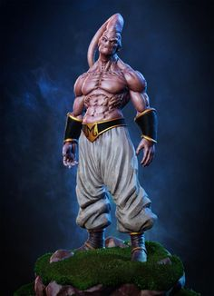 """""""Dragon Ball Super"""" Anime has been discontinued for a while now, but its Manga is still up and running. """"Dragon Ball Super"""" Chapter 58 was published on March 20 Dragon Ball Z, Dragon Z, Zbrush, Image Dbz, Fan Art, Manga Anime, Figurine Dragon, Majin Boo, Db Z"""