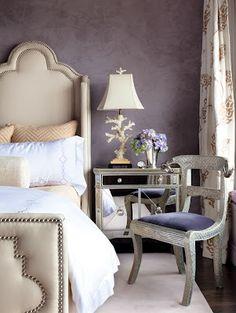 (bed) interior design by ken fulk via the style saloniste Dream Bedroom, Home Bedroom, Bedroom Decor, Master Bedroom, My Home Design, House Design, Design Room, Guest Bedrooms, Beautiful Bedrooms