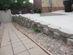Concrete Retaining Wall Blocks | RETAINING WALLS