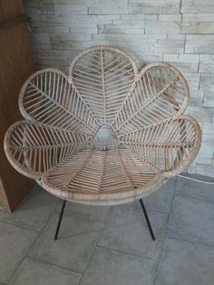 rattan flower chairs Living the Life Pinterest