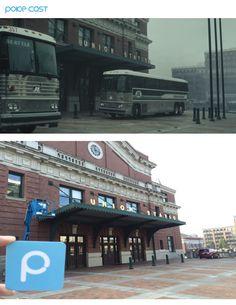 Seattle Union Station - China Town