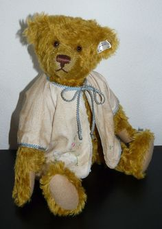 Vintage JACKET, shabby chic, for teddy bears & dolls #forteddyanddolljimdocom
