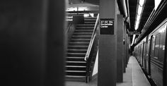 cinemagraph gifs new york city subway The Beauty Of Cinemagraph GIFs